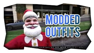 Modded Outfits + Values with OFW MOD MENU (No JAILBREAK) PS3.