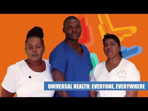 Guyana: Universal Health - Spot World Health Day 2018