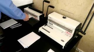 видео Изготовление блокнотов