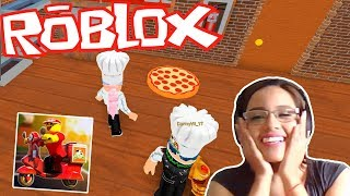 NO DEJA LAS PIZZAS EN PAZ!!! l WORK AT A PLACE PIZZA l ROBLOX