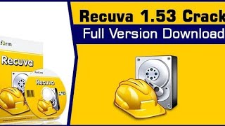 Gambar cover Instal Recuva Pro V1.53 + Full Crack
