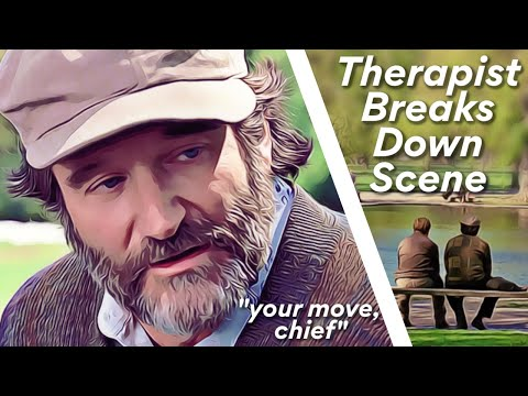 Good Will Hunting 'Bench Scene' Analysis | Explained By Professional Therapist (ep2)