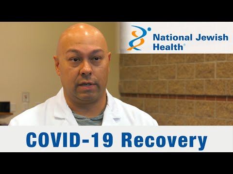 COVID-19: What to Expect When You're Recovering