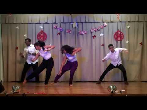 MILR - New Year Celebration 2017 - Dance - Panjabi