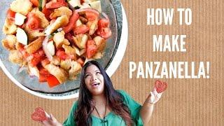 Panzanella Salad | Cook N' Chat | Just Eat Life