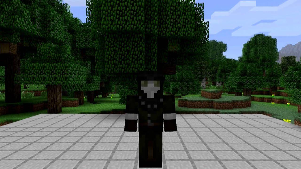 Plague Doctor Minecraft Skin Spotlight - YouTube