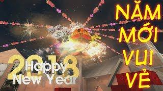 Clip Những Khoảnh Khắc Hài Năm 2017, Chào Đón Năm Mới 2018 - Rùa Ngáo