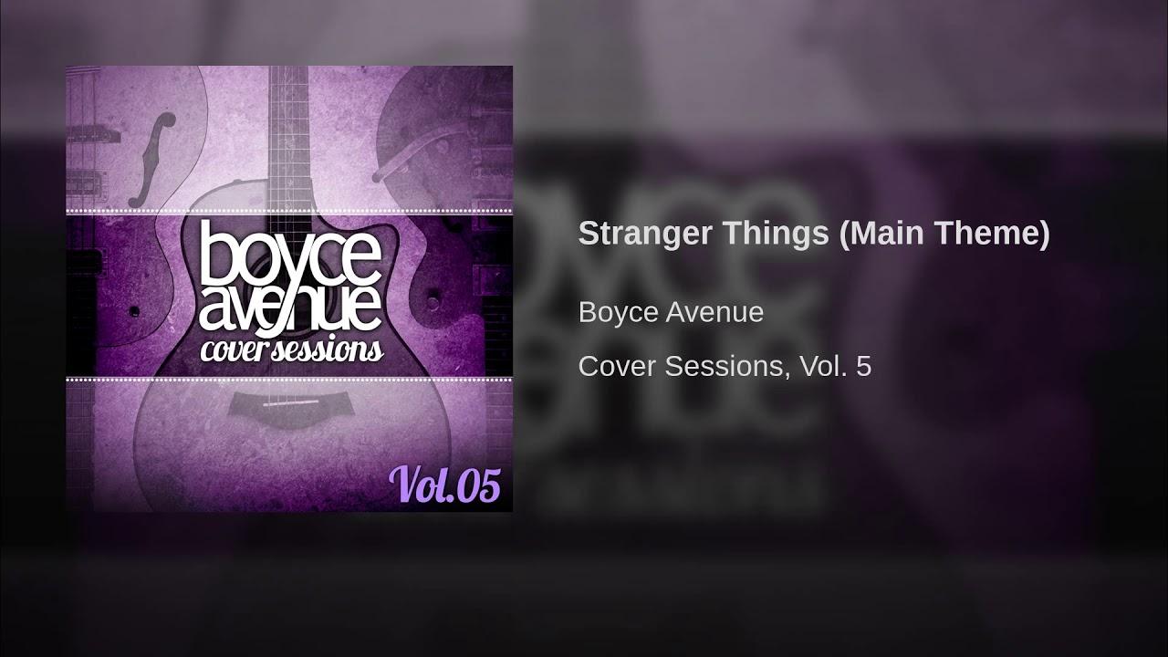 Stranger Things (Main Theme)