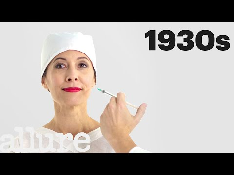 100 Years of Plastic Surgery | Allure