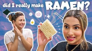 Did I Really Make Ramen? | Aashna Hegde