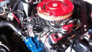 1965 Mustang 289 Engine