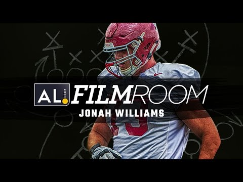 Can Jonah Williams make an immediate impact on the Tide