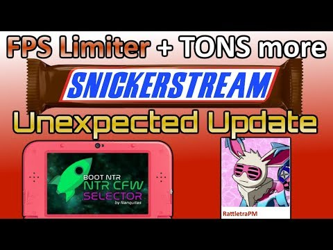Snickerstream Update v.90b w/ New FPS Limiter = Smoother Gameplay When Streaming?