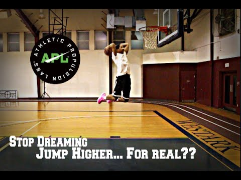 APL Concept 3 Performance/Jump Test