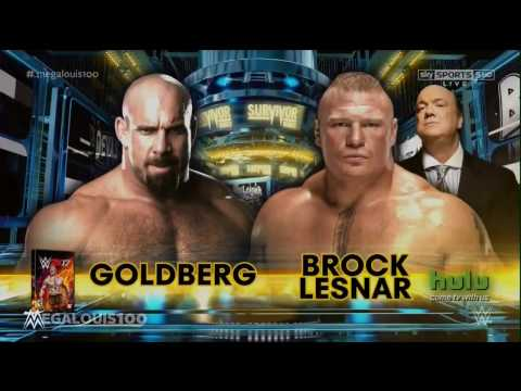 WWE Survivor Series 2016 Full and Official...