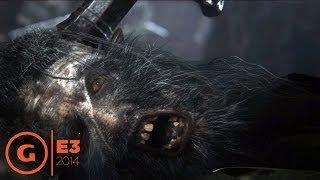 Bloodborne - E3 2014 Trailer at Sony Press Conference