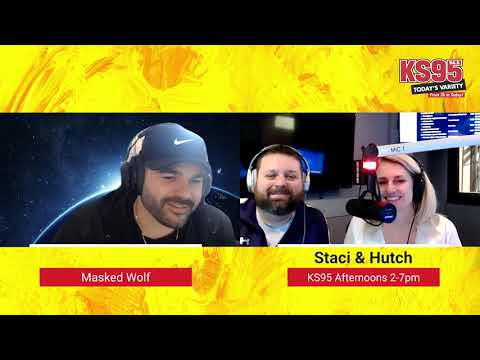 Masked Wolf Talks Viral Success, Dealing With Depression & Reaching Your Dreams