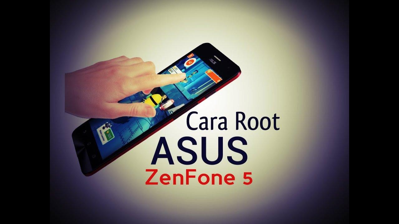 Cara Root Asus ZENFONE 5 | Doovi