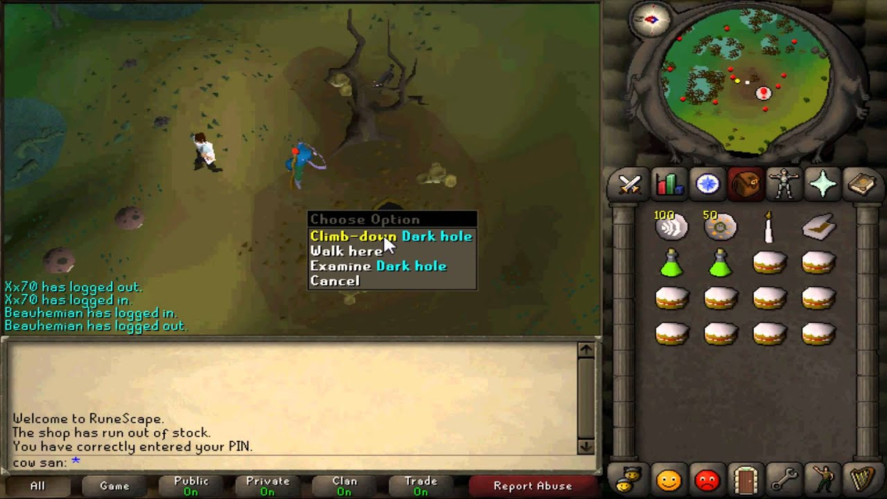 how to name change osrs