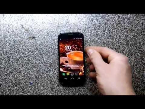 Motorola Moto X (1st gen)- путевые заметки