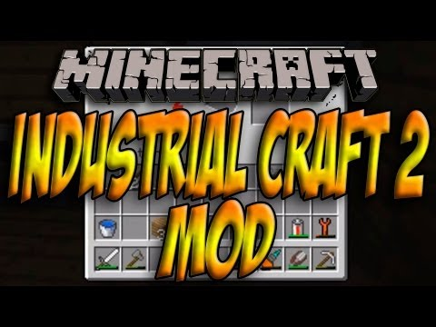 Minecraft 1.5.2 - Como Instalar INDUSTRIAL CRAFT 2 MOD - ESPAÑOL HD] 1080p