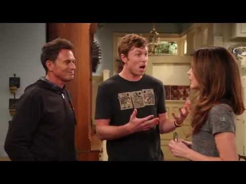 The Daly  is HOT IN CLEVELAND