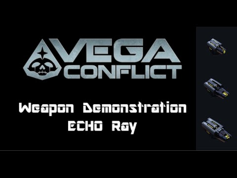VEGA Conflict: ECHO Ray Weapon Demonstration