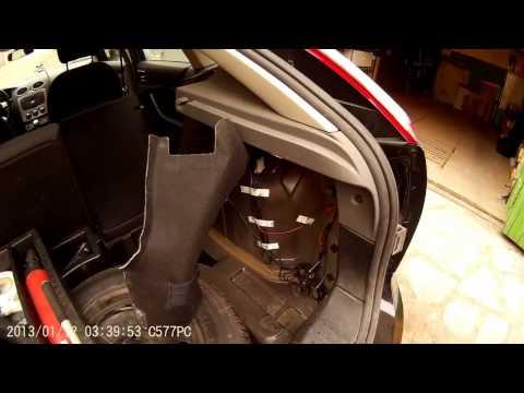 Установка парктроников на Форд Фокус 2