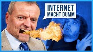 Das Internet macht euch dumm!