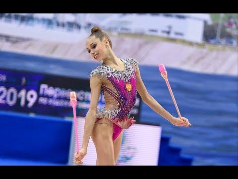 Anastasia Guzenkova - Clubs Control Training Feb 2019