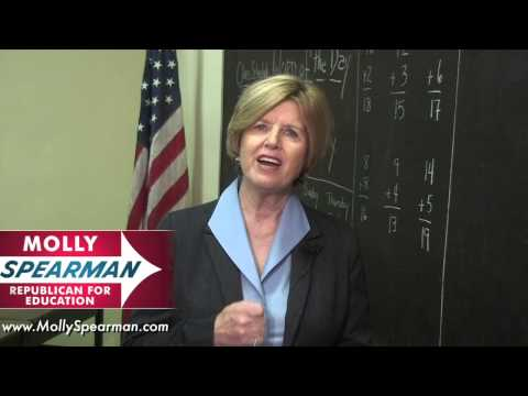 Molly Spearman for Superintendent of Education