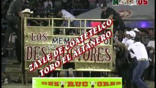 LOS DESTRUCTORES VS EL ZAYLE EN TETECALA
