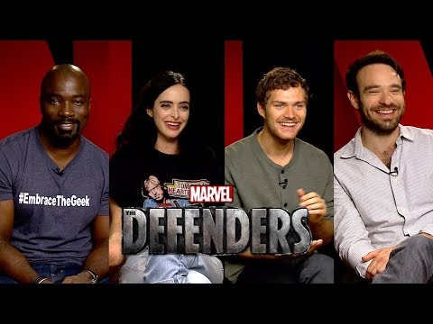Thumbnail: Who's the Weakest Among the Defenders?