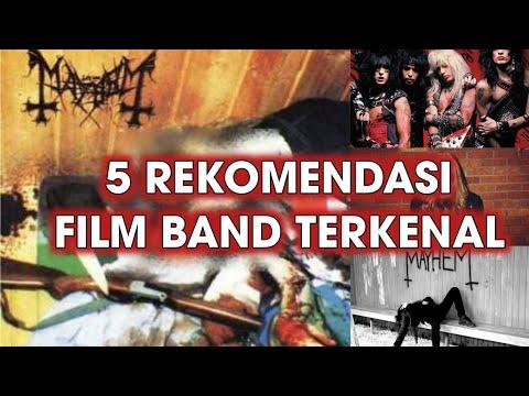 "METALHEAD WAJIB NONTON!!! ""5 Rekomendasi film biografi band terkenal di dunia"""