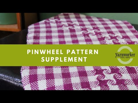 Weaving a Pinwheel