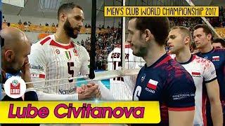 [Points] LUBE CIVITANOVA vs. Zaksa Kedzierzyn-Kozle | Runner Up of Men