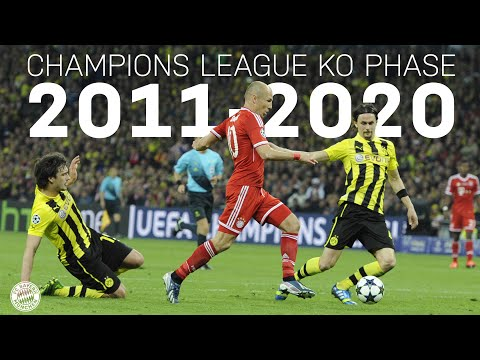 ALL GOALS \u0026 GAMES From The Champions League Knockout Phase 2011-2020