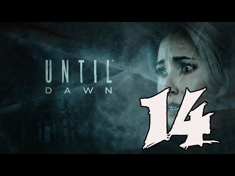 Until Dawn - Gameplay Walkthrough Part 14: The Psycho
