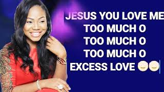 Mercy Chinwo - Praise and worship songs ( excess Love)