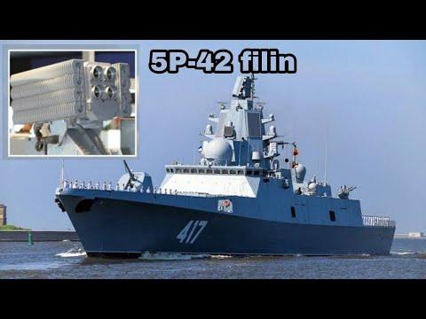 5P-42 Filin, Senjata baru Frigate Rusia yg dapat membutakan mata musuh