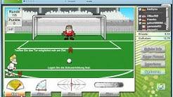 Elfmeterschießen (Penalty King) online spielen - So gehts!