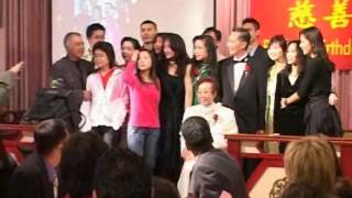 TorontoTV 多伦多网上电视 Paul Ng Birthday Party #1 20060506