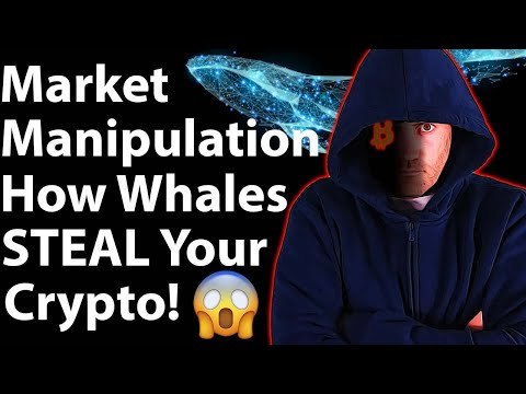 Market Manipulation: How To Spot it u0026 Save Your BTC