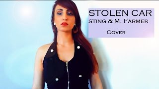 Mylène Farmer, Sting - Stolen Car - Cover