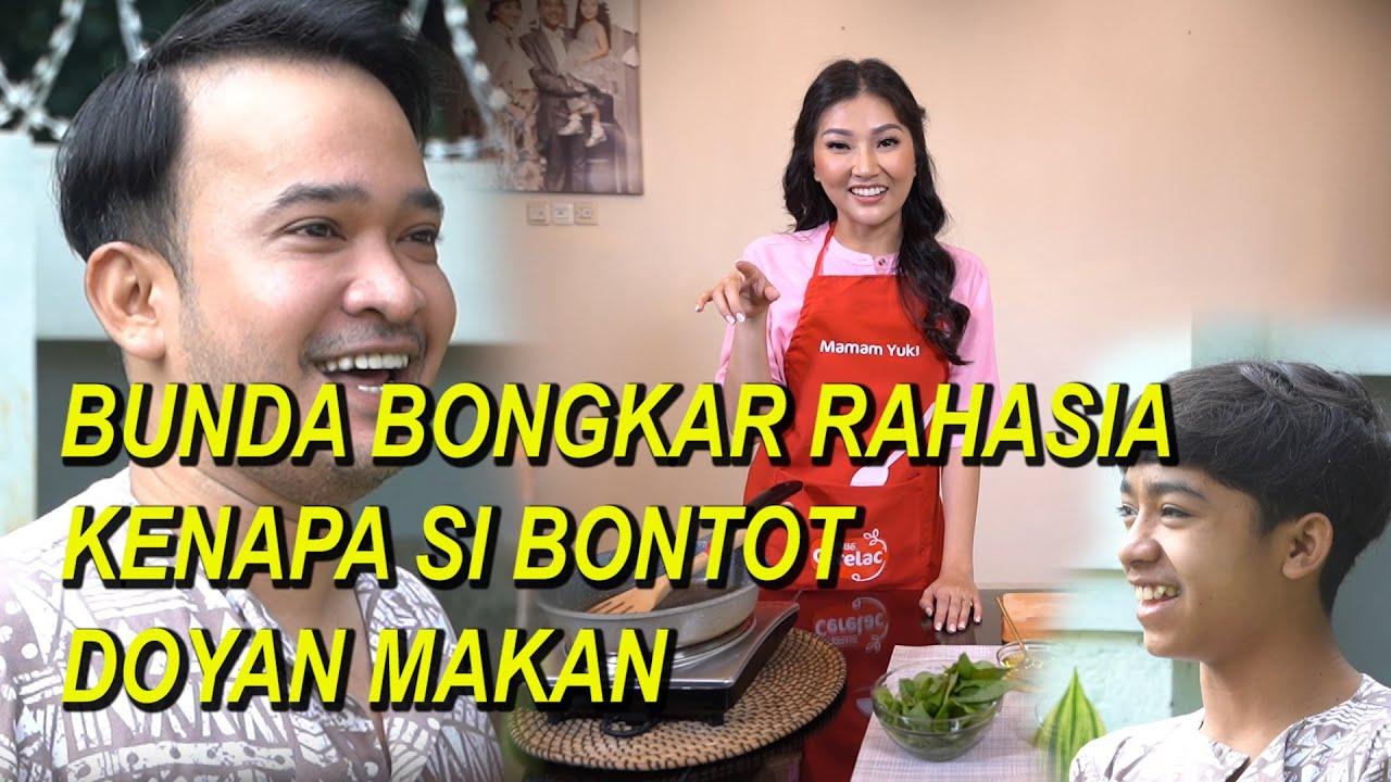 The Onsu Family - Bunda BONGKAR RAHASIA kenapa si bontot doyan makan