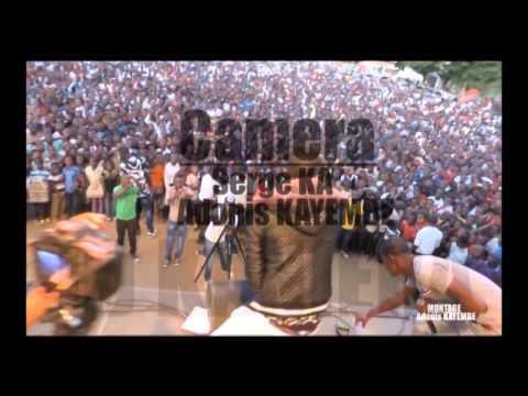 VIDEO CONCERT RJ KANIERRA EN PLEIN AIR RD CONGO 2014