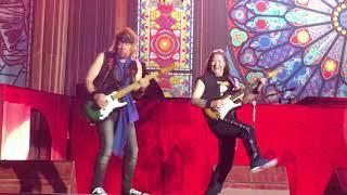 Iron Maiden Revelations Sweden Rock Festival 2018