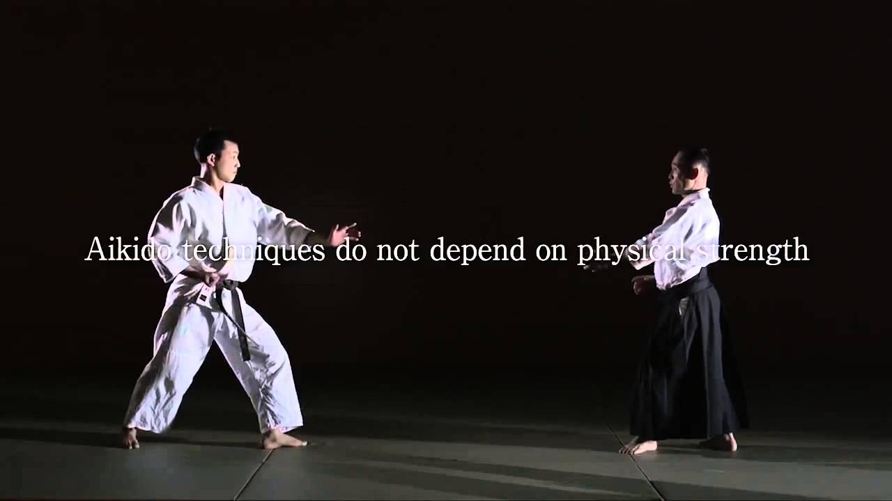 Таинственное боевое искусство Айкидо (Mysterious Martial Art Aikido)