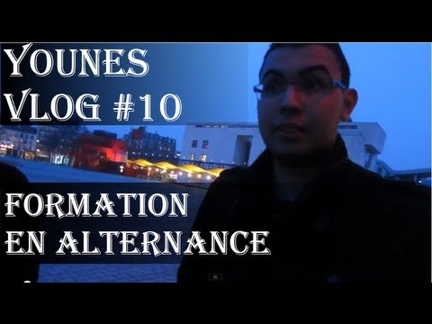 YounesVlog #10 - [Partie 2] - Jobs étudiants & Alternance