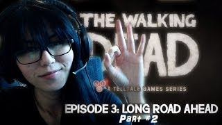 """Lets Play- TWD Gameplay Season 1 Epi 3 #2 - """"TELL THE GUARDS TO OPEN UP THE GATES"""""""